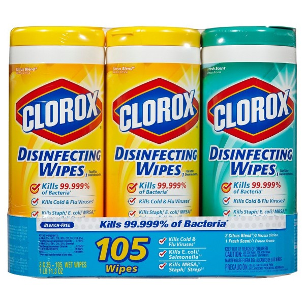 Clorox Disinfecting Wipes product image