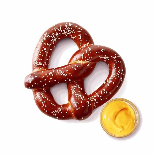 Target Café Pretzels product image