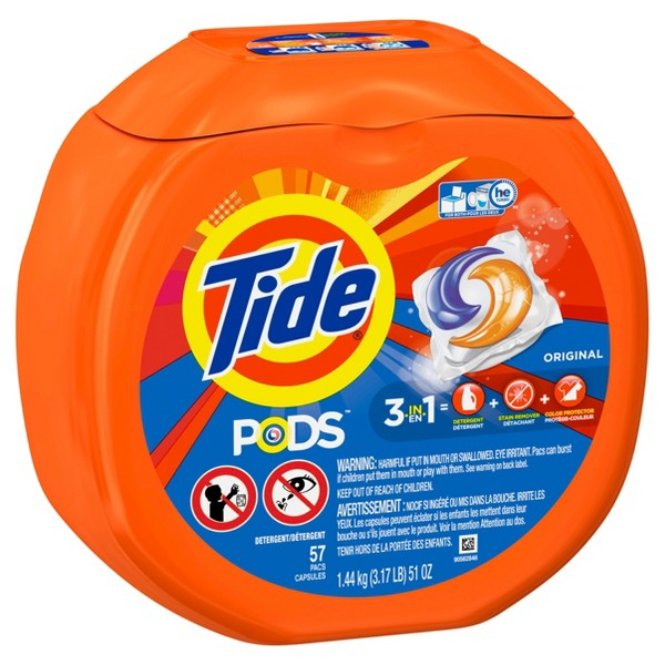 Tide Pods Laundry Pacs product image