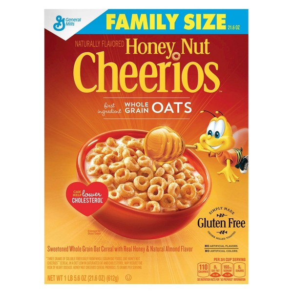 General Mills Cereal product image