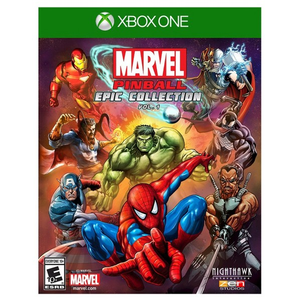 Marvel Pinball: Epic Collection product image