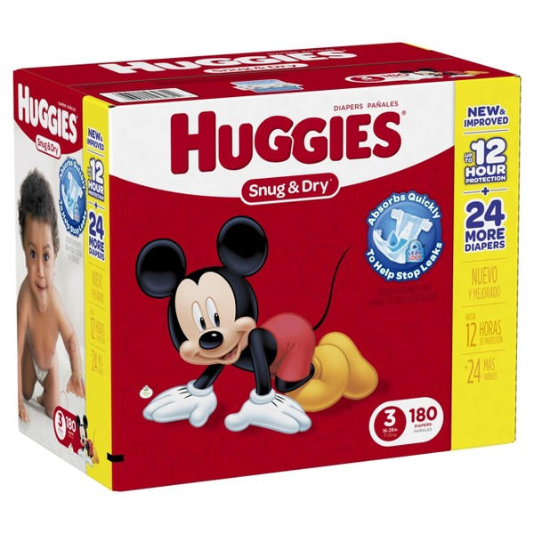 Huggies Diapers product image