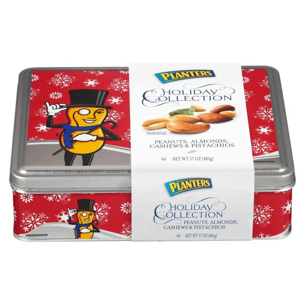 Planters Holiday Tin product image