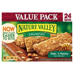 Nature Valley Value Packs