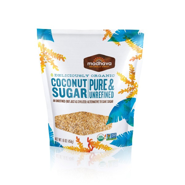 Organic Honey & Coconut Sugar product image
