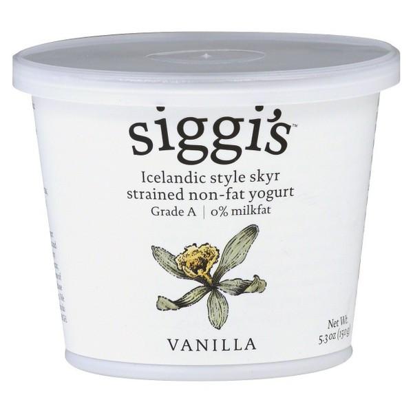 siggi's yogurt product image