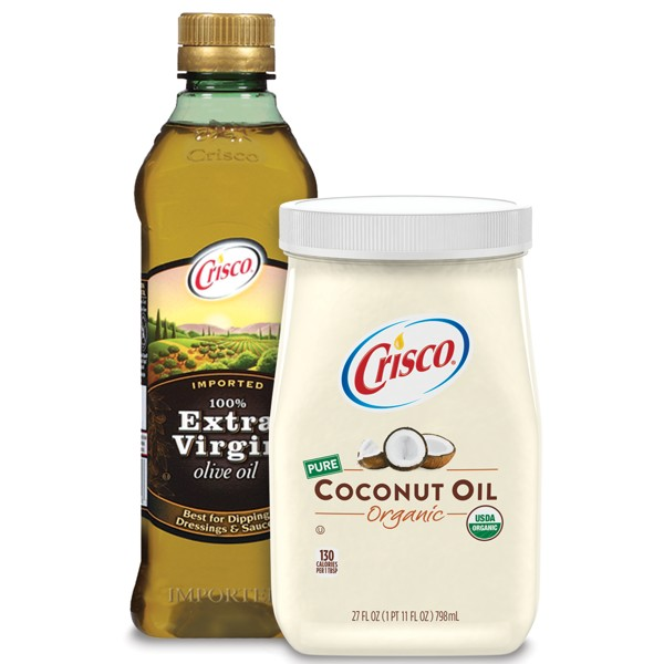 Crisco Olive and Coconut Oils product image