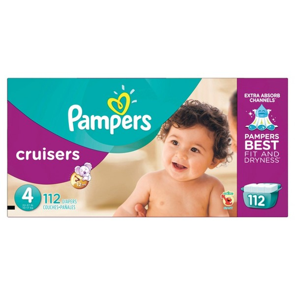 Pampers Cruisers Giant Pack product image