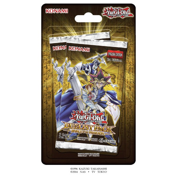 Yu-Gi-Oh!  Rivals of the Pharaoh product image