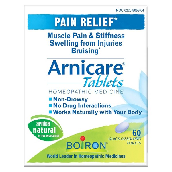 Boiron Arnicare Tablets product image