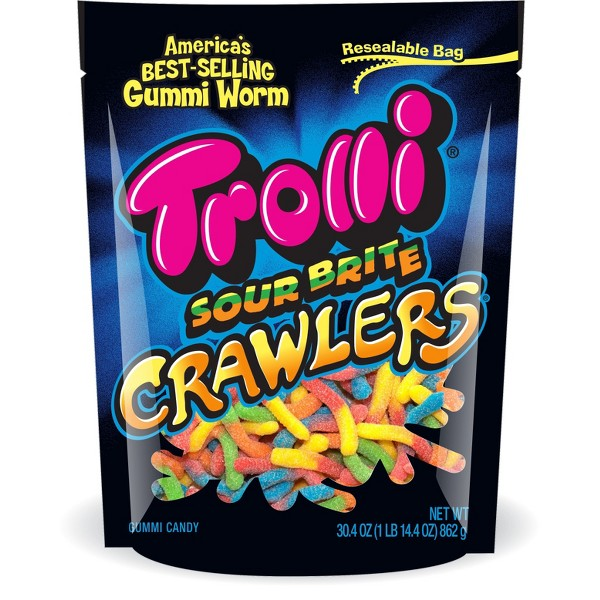 Trolli Sour Brite Crawler Big Bag product image