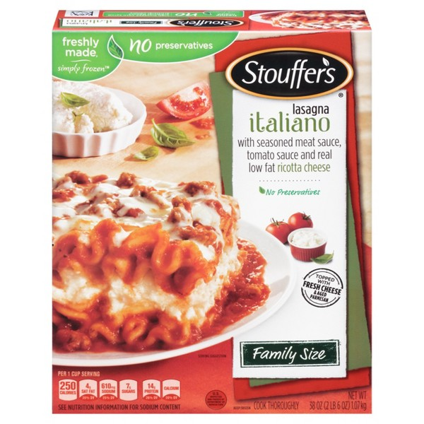 Stouffer's Frozen Entrees product image