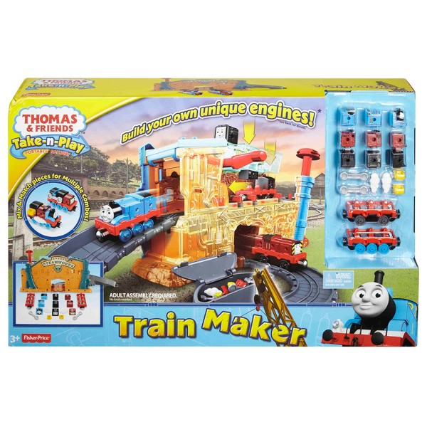 Thomas & Friends Take-n-Play product image