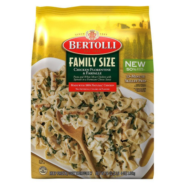 Bertolli Family Size Entrees product image