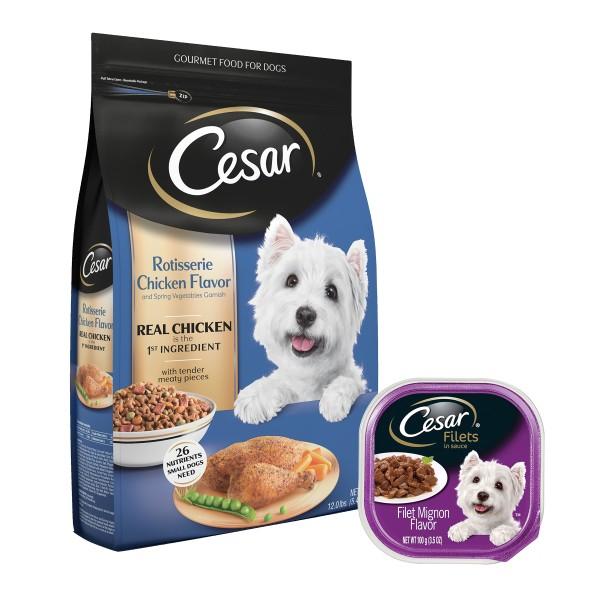 Cesar Dog Food product image