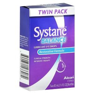 Systane Ultra/Balance Eye Drops