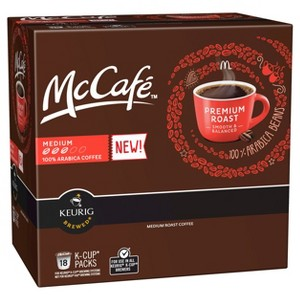 McCafe Coffee Pods