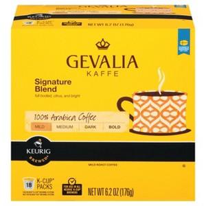 Gevalia Single Serve Cups