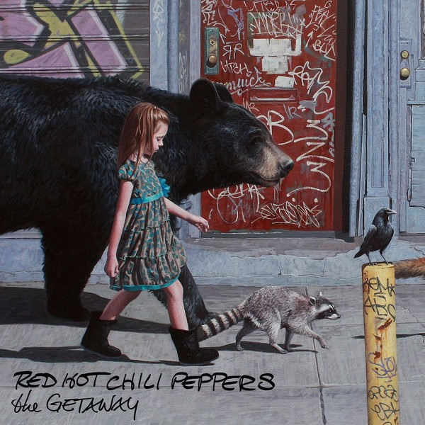 Red Hot Chili Peppers: The Getaway product image