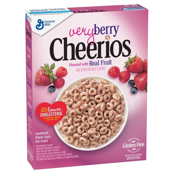 Very Berry Cheerios product image