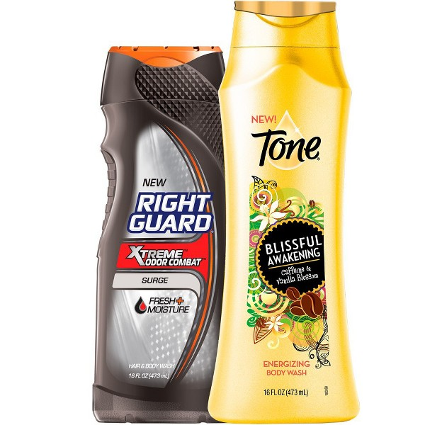 Tone & Right Guard Body Wash product image