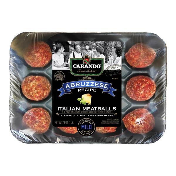 Carando Italian Meatballs product image