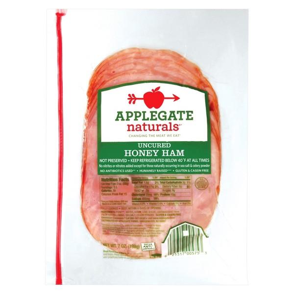 Applegate Sliced Deli Meat product image