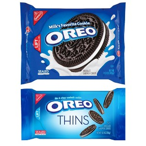 Oreo & Oreo Thins  Cookies