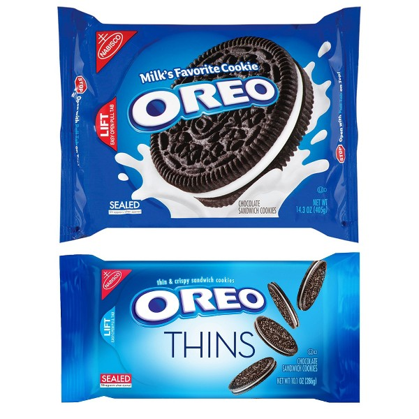 Oreo & Oreo Thins  Cookies product image