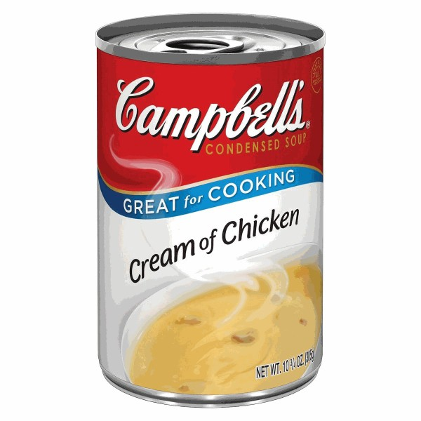 Campbell's Cream of Chicken Soup product image