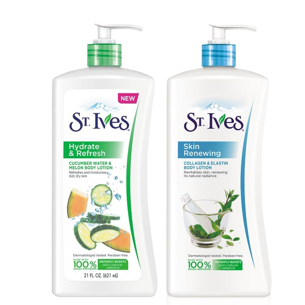 St. Ives Hand & Body Lotion product image