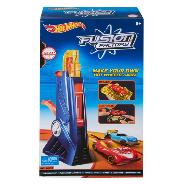 Hot Wheels Fusion Factory product image