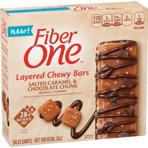 Fiber One Layered Bars