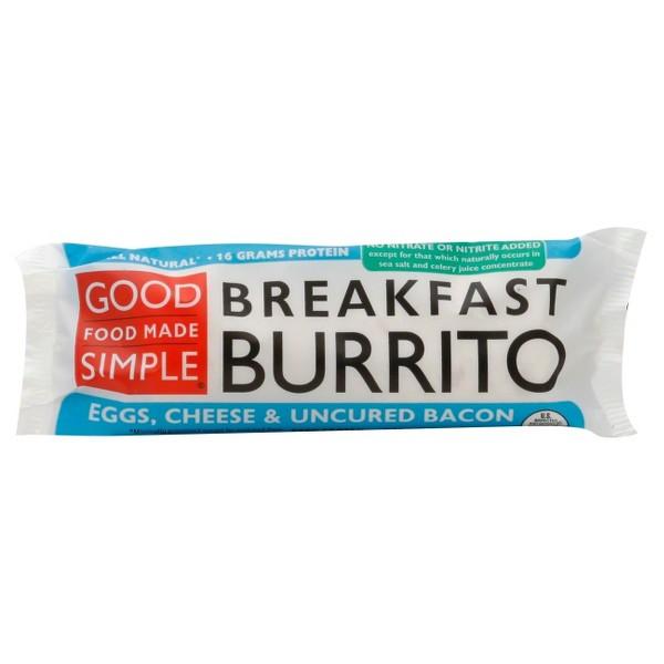 Good Food Made Simple Burritos product image
