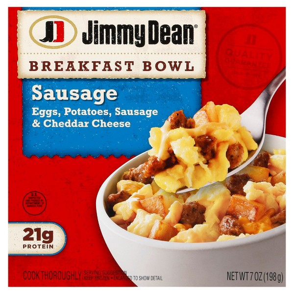 Jimmy Dean Breakfast Bowls product image