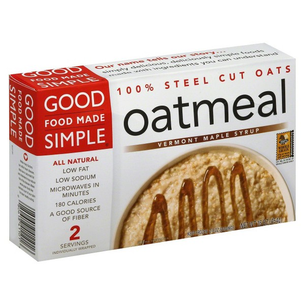 Good Food Made Simple Oatmeal product image