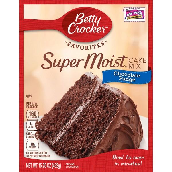 Betty Crocker Cake Mix product image