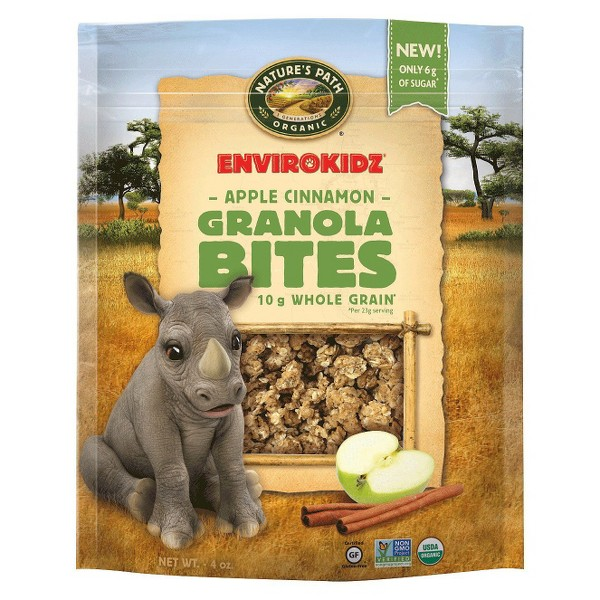 EnviroKidz Granola Bites product image
