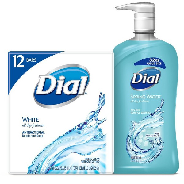 Dial Body Wash & Bar Soap product image