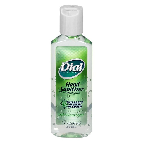 Dial Hand Sanitizer product image