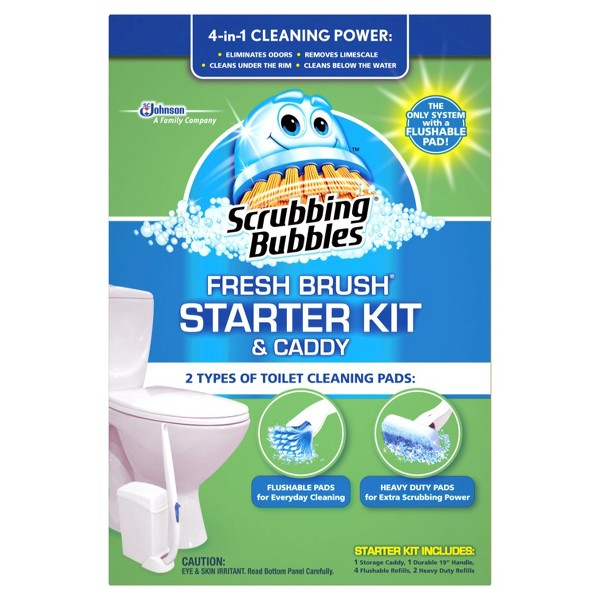 Scrubbing Bubbles Toilet Cleaners product image