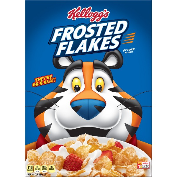 Kellogg's Frosted Flakes product image