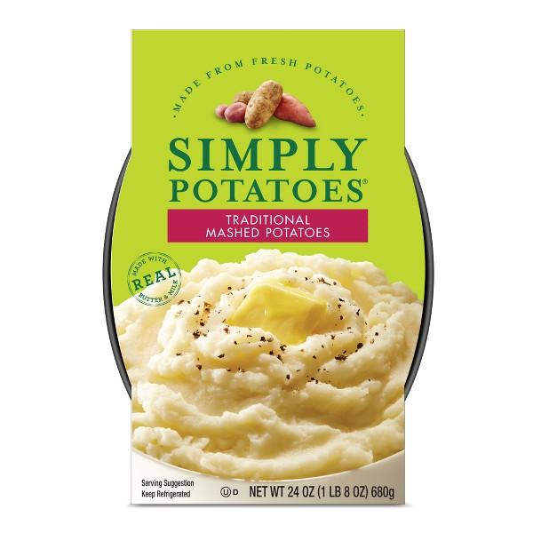 Simply Potatoes Mashed Potatoes product image