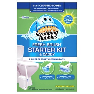 Scrubbing Bubbles Toilet Cleaners
