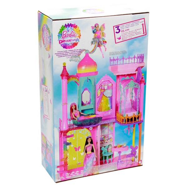 Barbie Rainbow Cove Castle product image