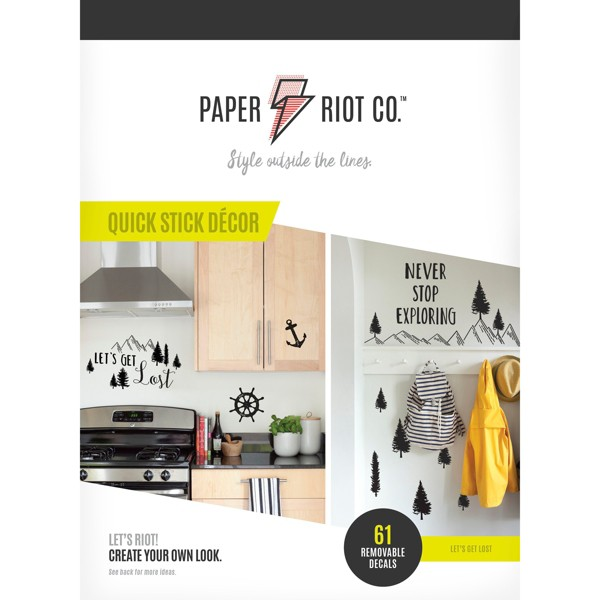 Paper Riot Decals & Wall Art product image