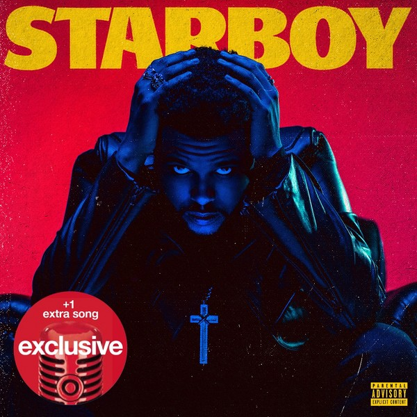 The Weeknd: Starboy product image