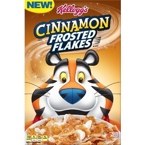 NEW Cinnamon Frosted Flakes