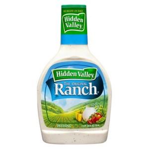 Hidden Valley Dressing