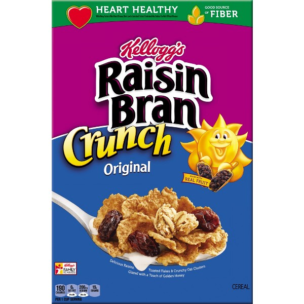 Raisin Bran Crunch product image